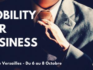 Mobilité | Salon Mobility for Business