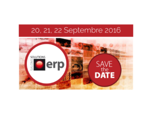 Mapotempo participe au Salon Solutions à Paris les 20,21 et 22 Septembre 2016