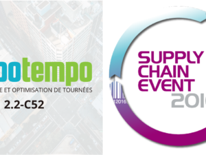 Mapotempo at Supply Chain Event: 22-23 NOVEMBER 2016, stand 2.2-C52