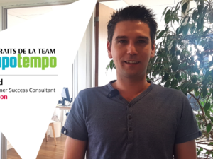 Team Mapotempo : portrait de David, Customer Success Consultant