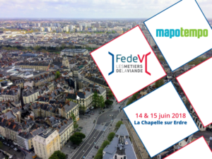 Mapotempo participe au 76e congrès de FEDEV