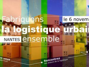 Mapotempo invité par Nantes Métropole et iD4Car pour intervenir sur la logistique urbaine